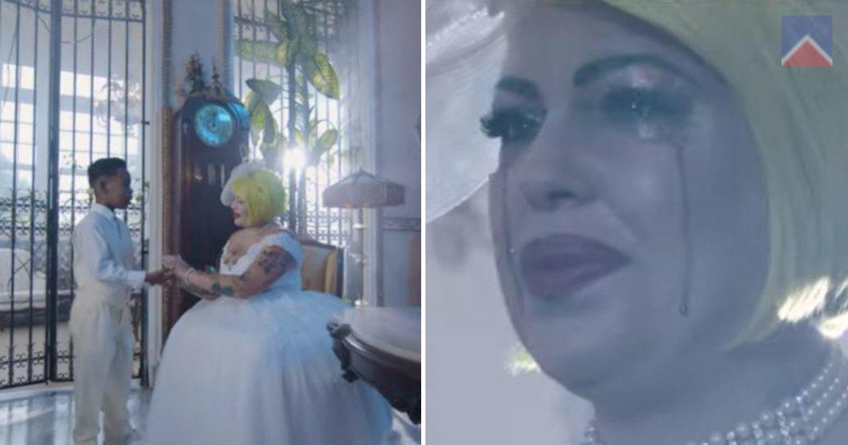 La Diosa y el niño cubano Arlys Daniel estrenan 'Amor Eterno'